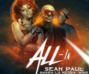 Sean Paul - All In Ft. Amara La Negra & Mims